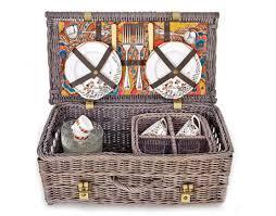 vintage picnic basket picnic baskets