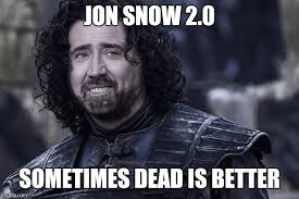 Jon Snow Memes - game of thrones meme jon snow funny memes pinterest jon snow