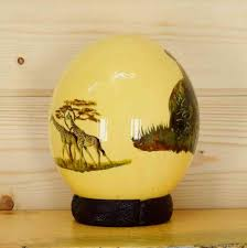 painted ostrich eggs for sale painted ostrich egg for sale at safariworks taxidermy sales