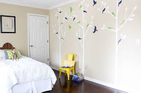 kids room wall decal ideas for wall decorations trees and