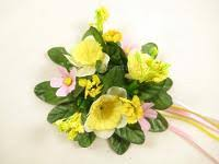 flower candle rings artificial flower candle rings artificial flowers gt decorations