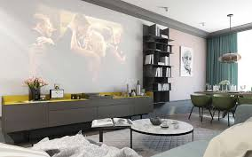 modern homes interior design a pair of modern homes with distinctively bright color themes