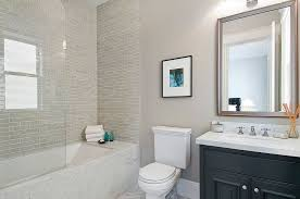 bathrooms with subway tile ideas 30 pictures for small bathroom subway tile ideas