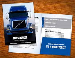 volvo trucks north america inc publication u0026 page layout by hiawatha walker at coroflot com