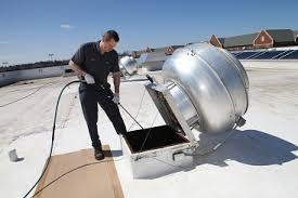 how to clean greasy kitchen exhaust fan exhaust cleaning kitchen cleaning grease masters