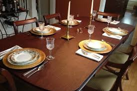 Table Pads For Dining Room Table Home Design Ideas And Pictures - Dining room table protectors