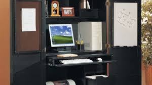 Corner Armoire Computer Desk Best 25 Computer Armoire Ideas On Pinterest Craft Armoire