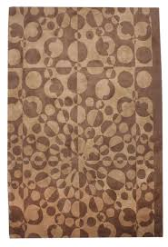 Best Place To Buy Home Decor New Contemporary Hand Tufted Wool Brown Area Rug