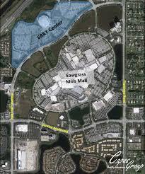 Sawgrass Map Suburban Mixed Use Is Booming Capasgroup Realty