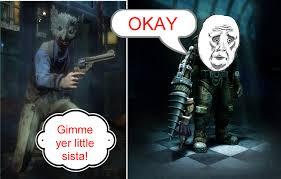 Okay Face Meme - bioshock okay face meme by garrusisawesome on deviantart