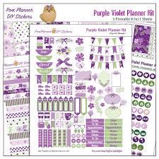 To Do Stickers Free Purple Planner Stickers Biblejournallove Com