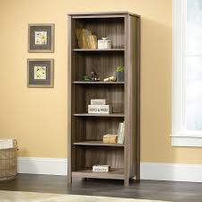 Sauder Bookcase With Glass Doors by Furniture Home Lowes Bookshelves Inside Trendy Furniture Simple