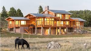 prairie home style contemporary craftsman mountain home hwbdo77984 prairie style from