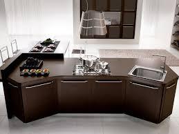 cuisine ergonomique cuisine ergonomique en bois avec barre quadra cuisine