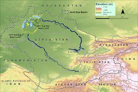 Sea World Map The Future Of The Aral Sea Lies In Transboundary Co Operation