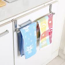kitchen towel bar high quality stainless steel cabinet hanger