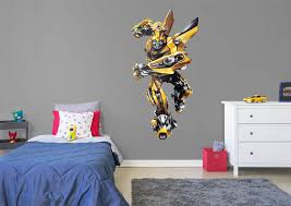 transformers the last knight fathead vinyl wall decals u0026 wall