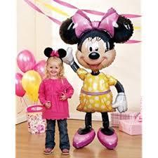 amazon minnie mouse 2 2nd happy birthday balloon