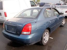 2003 hyundai elantra 2003 hyundai elantra used parts stock aa0055