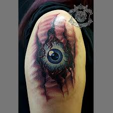 world u0027s coolest optical illusion tattoos photo techeblog