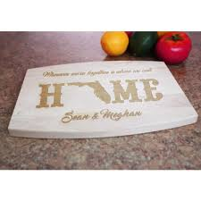 monogramed cutting boards engraved maple wood cutting board with juice groove