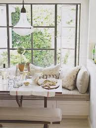Best Breakfast Nook  Images On Pinterest Kitchen Ideas - Breakfast table in kitchen