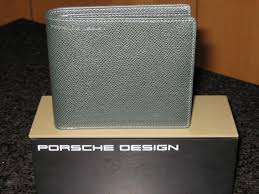 porsche design p3300 world of luxuries wallets p 3300