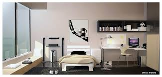 Inviting And Cozy Teen Room Design By Dvan Teenage Bedroom - Modern bedroom designs for teenage girls