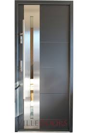 Contemporary Front Entrance Doors New Yorker