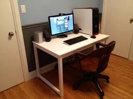 ingo ikea hack ikea dining table to desk storefront life