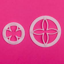 fuschia cutter set