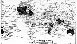 a list of countries colonized by the british in the victorian era