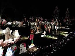 take a tour of an incredible christmas lawn display