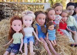 tree change dolls a project of forgotten dolls rescued by a