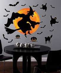 halloween wall decals best images collections hd for gadget