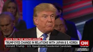 trump s donald trump and japan s shinzo abe meet for very candid discussion