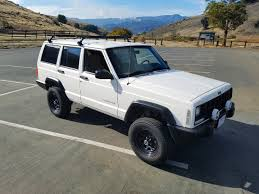 jeep xj stock bumper 1997 jeep cherokee xj south bay riders