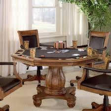 Dining Room Poker Table Darby Home Co Strawn Poker Table U0026 Reviews Wayfair