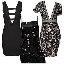 buy u0026 chic black party dresses online stylefruits co uk