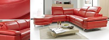 Milan Leather Sofa by Milan Right Arm Facing Corner Sofa Vogue Leather Dfs
