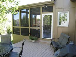 Patio Tile Flooring floor design awesome image of screened front porch decoration