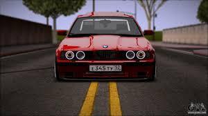 2014 Bmw 525i Bmw 525i E34 For Gta San Andreas