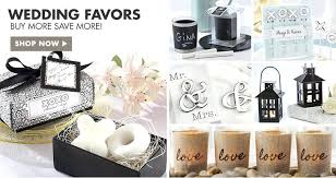 where to buy wedding supplies discount wedding favors in bulk attractive wedding party favors