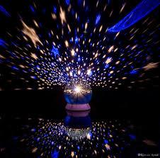 Schlafzimmer Lampe Romantisch Großhandel 360 Grad Drehendes Nachtlicht Romantischer Kosmos Stern