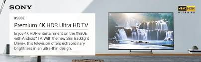 amazon black friday 55 inch or larger internet tv amazon com sony xbr65x930e 65 inch 4k hdr ultra hd tv 2017 model