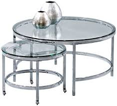 round coffee table with casters amazon com bassett mirror patinoire round cocktail table on casters