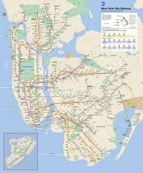 here u0027s what the nyc subway map looks like to a disabled person