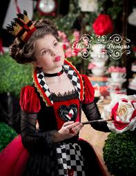 no halloween delivery queen of hearts costume dress from