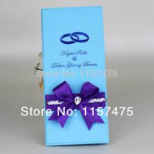 cheap printed wedding programs hi9001 hot sale wedding favor wedding programs with ribbon in