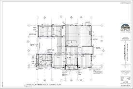 monsef donogh design grouphoang residence sheet a203 upper
